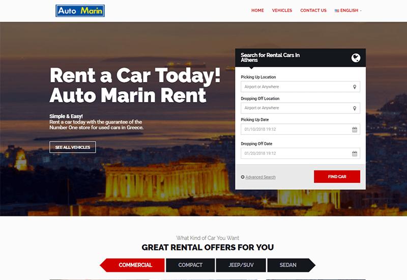 Auto Marin Rent